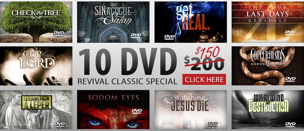 10 DVD Special